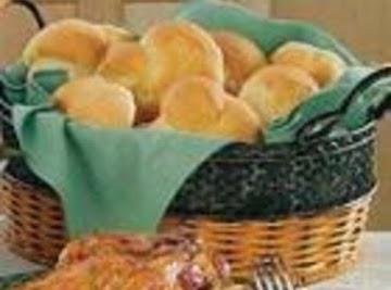 Home-style Potato Rolls Recipe