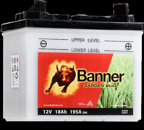 Batteri Banner garden Bull 18Ah