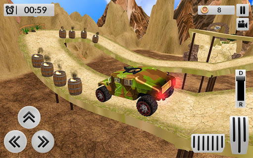 Mountain Climb Jeep Simulator Apps On Google Play