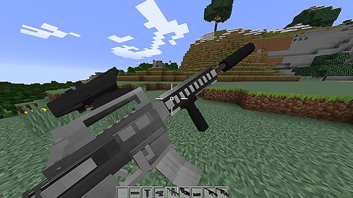 Guns for Minecraft 2.3.29 screenshots 9