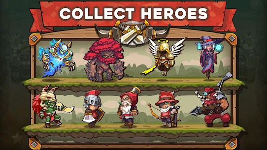 King Rivals: War Clash – PvP Android APK Download 2