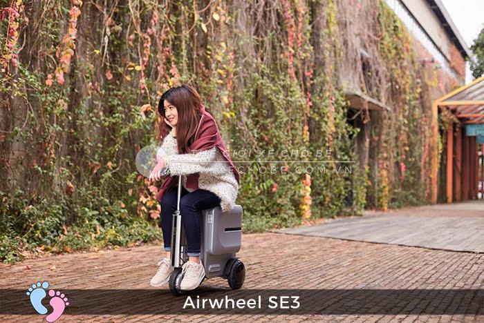 Vali chạy điện thông minh Airwheel SE3 9