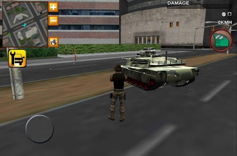 Army Extreme Car Driving 3D- screenshot thumbnail