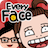 EveryFace – caricature for all mobile app icon