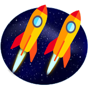 Rocket Duo: Multitasking Brain Game