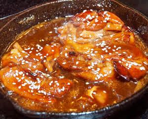 Asian Essentials: Saucy Baked Chicken Thighs