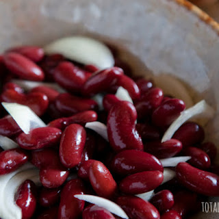 Kidney Bean Salad.