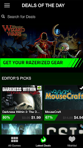 Razer Cortex: Deals Mobile screenshot 3