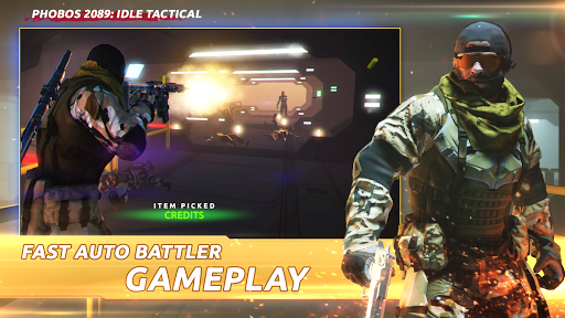 PHOBOS 2089: Idle Tactical 1.40 Screenshots 6