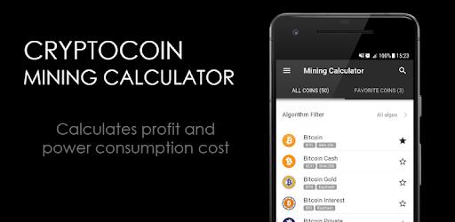 Cryptocoin Mining Calculator – Apps on Google Play