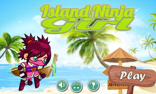Island Ninja Girl