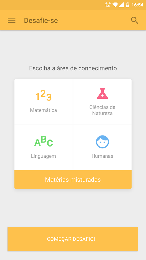 EDU.app- screenshot