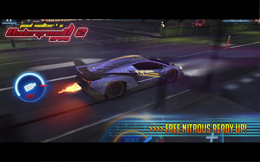 Underground Crew 2 Drag Racing  screenshots 8