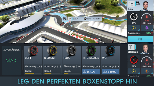 Motorsport Manager Online screenshot 8