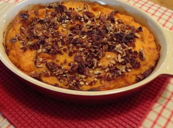The Not So Sweet Potato Casserole