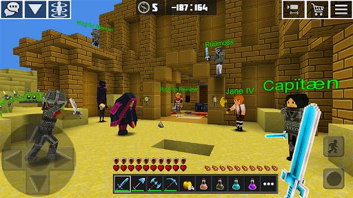 Multicraft: Block Craft Mini World 3D apkdebit screenshots 21