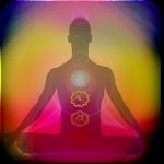 Chakra aura view Icon