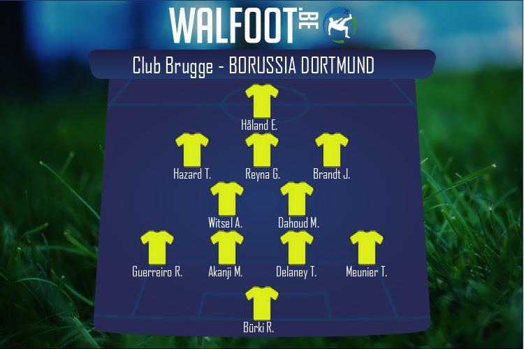 Borussia Dortmund (FC Bruges - Borussia Dortmund)