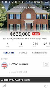 RE/MAX of Georgia MAXview- screenshot thumbnail