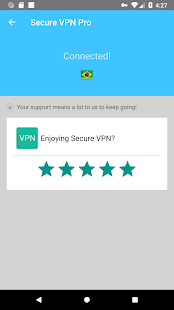 Secure VPN Pro Screenshot
