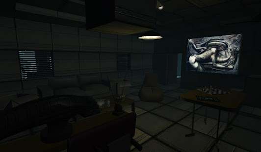 HR Giger VR Gallery Cardboard- screenshot thumbnail