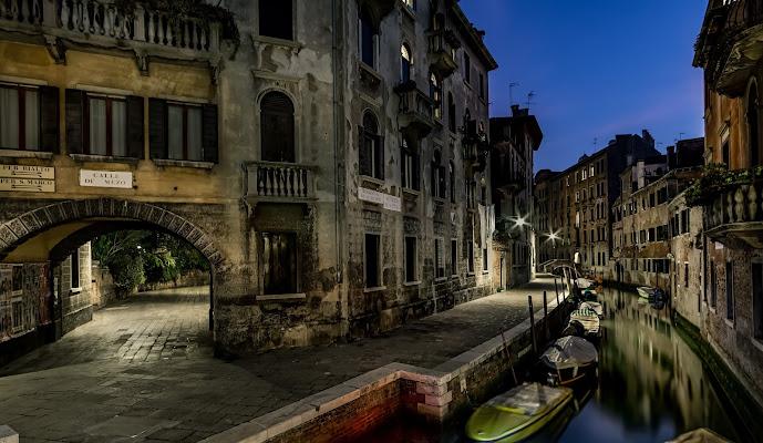 Prime ombre a Venezia di aliscaforotto