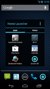 Home Button Launcher 3