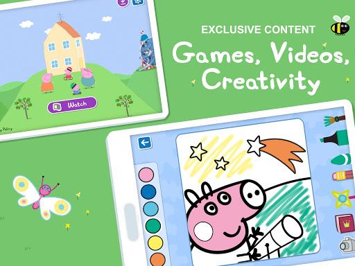 World of Peppa Pig u2013 Kids Learning Games & Videos 3.2.0 screenshots 8