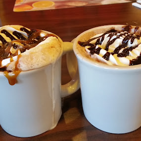 Coffee for you and me by Maricor Bayotas-Brizzi - Instagram & Mobile Android (  )