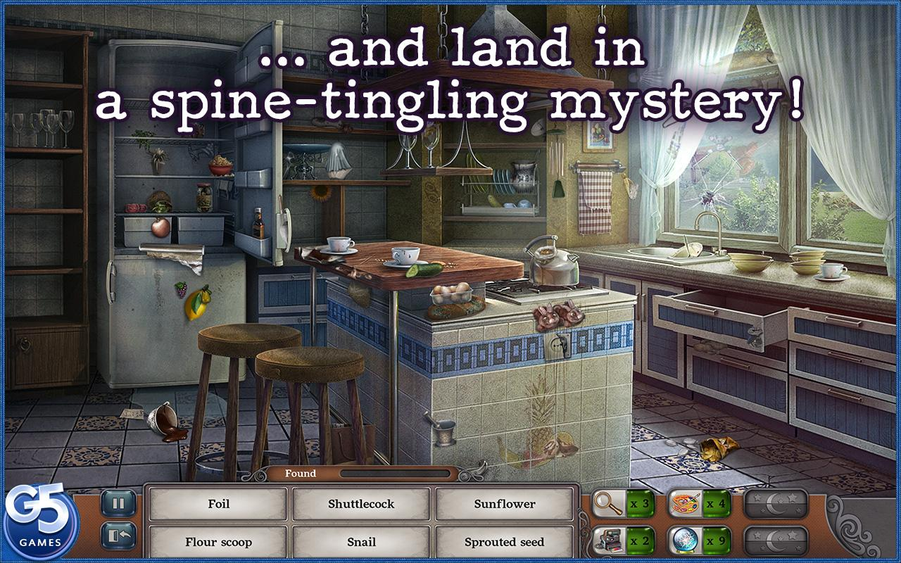 Letters From Nowhere®: Mystery screenshot #14