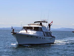 Photo: Sosueme - Don & Heather leading the fleet