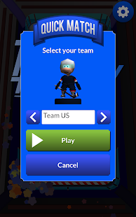 Tap Ice Hockey- screenshot thumbnail