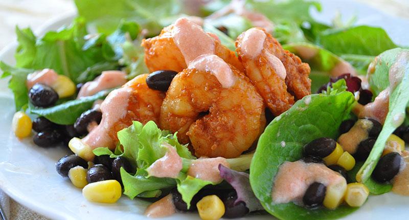 Shrimp Salad Bowl Recipes