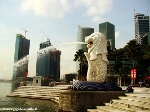 Photo: 020-Le Merlion Park