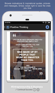 Positive Thinking- screenshot thumbnail