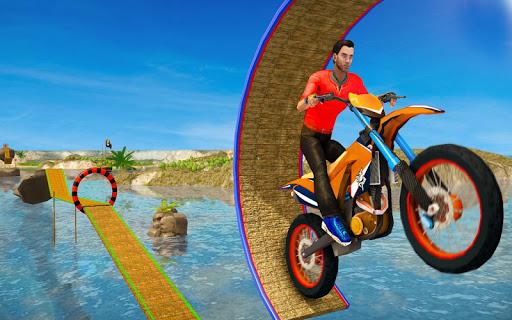 Bike Stunt Games 2018 Impossible Tracks 1.0 screenshots 2