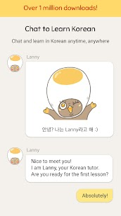 Eggbun Chat to Learn Korean 7