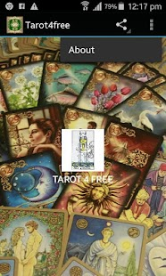 Tarot4free- screenshot thumbnail