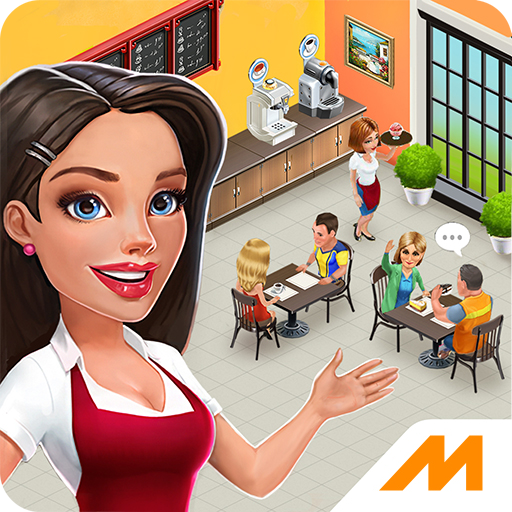My Cafe: Recipes & Stories - World Cooking Game game (apk) free download for Android/PC/Windows