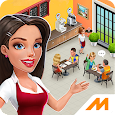 My Cafe: Recipes & Stories - World Cooking Game icon