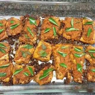 ~ Masala Fried Fish ~