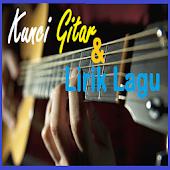 Kunci Gitar & Lirik Lagu