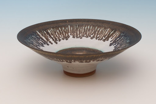 Peter Wills Large Stoneware Bowl 086