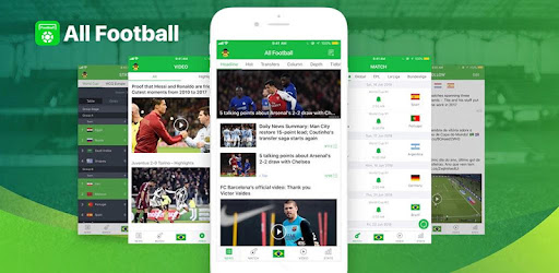 All Football - Latest News & Videos for PC