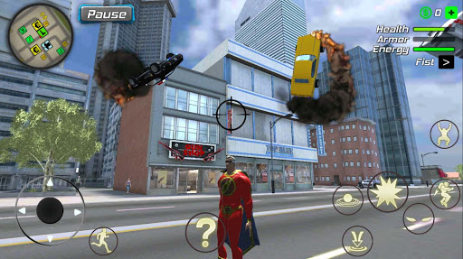 Amazing Powerhero : New York Gangster screenshots 10