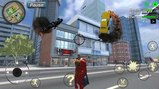 Amazing Powerhero : New York Gangster 10