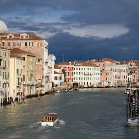 Venice by Felea Adina - Travel Locations Landmarks