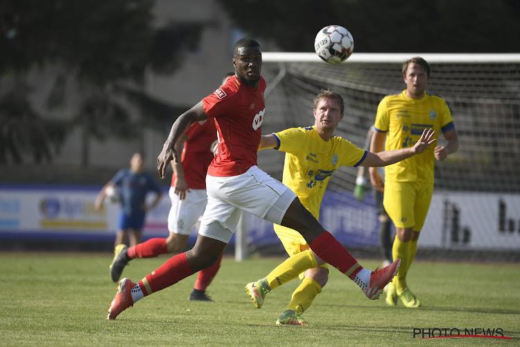 Obbi Oularé est bien incertain pour le début du championnat