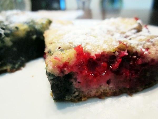 Very Berry Bars Recipe