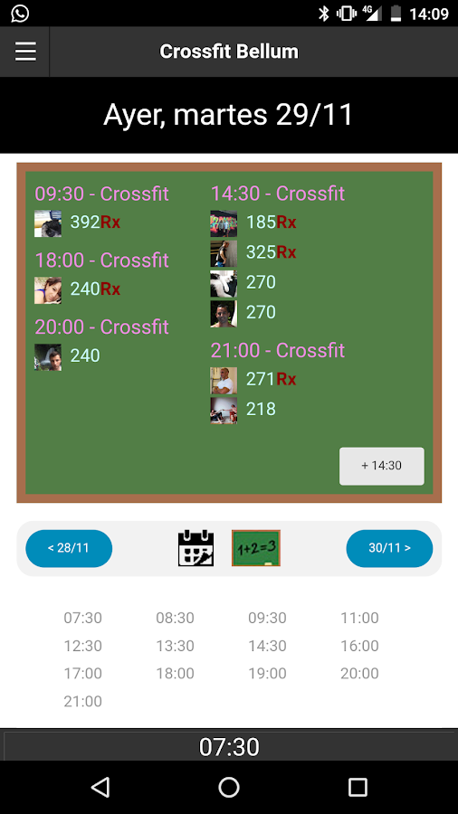 Crossfit Bellum- screenshot